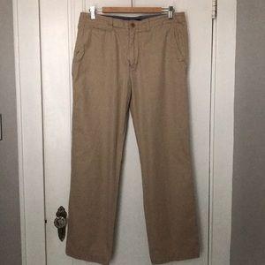 J. Crew lightweight khaki pants